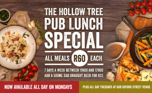 Pub Lunch Special