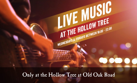 Live Music at the Hollow Tree at Old Oak