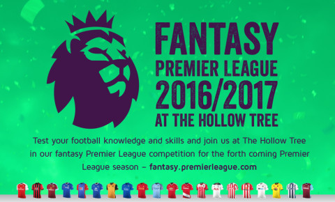 Fantasy Premier League at The Hollow Three