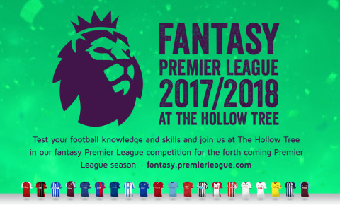 Fantasy Premier League at The Hollow Tree