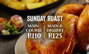 SUNDAY ROAST at the Hollow Tree
