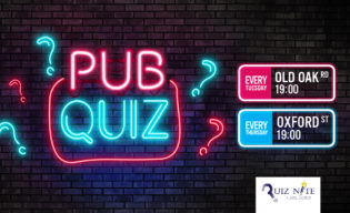 Pub Quiz nights
