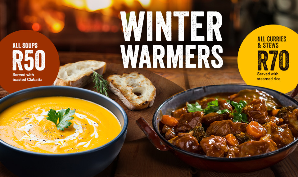 Winter Warmers at The Hollow Tree