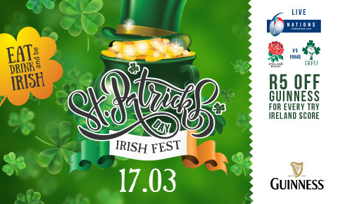 St. Paddy's Day at The Hollow Tree